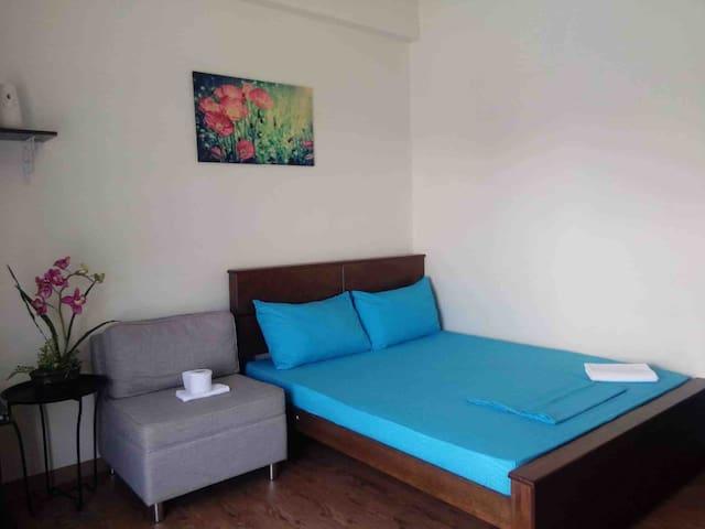 Amani Grand fully furnished Near airport free wifi