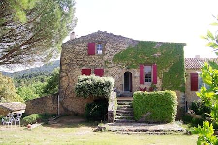 campagne citrani - Jouques - Casa