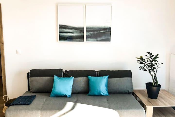 Apartament blisko morza - idealny na wakacje!