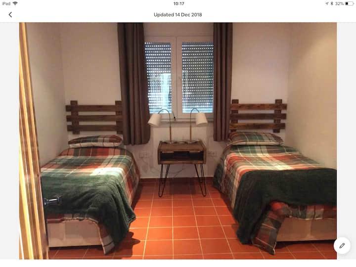Casa Rio/Twin Room