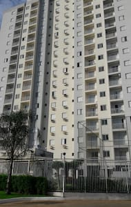 Apartamento próximo mercadão - Ribeirão Preto - Daire
