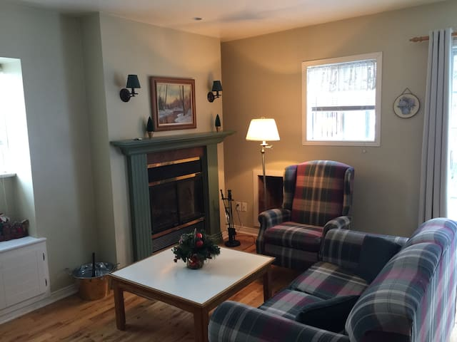 Cozy apartment close to Mont Tremblant/Mont Blanc - Saint-Faustin-Lac-Carré - Apartment