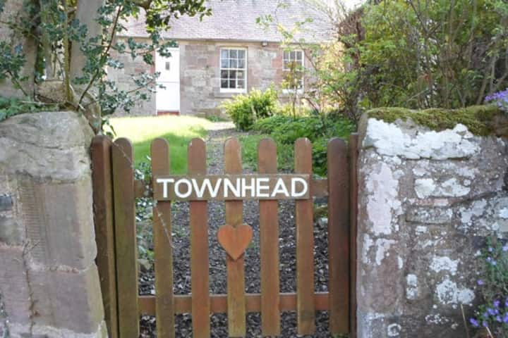 Townhead cottage beautiful countryside quiet space