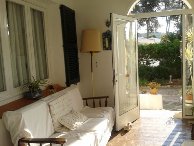 COSY TYPICAL MINORCAN VILLA NEARBY the SEA S.Tomas - Santo Tomas - Huvila