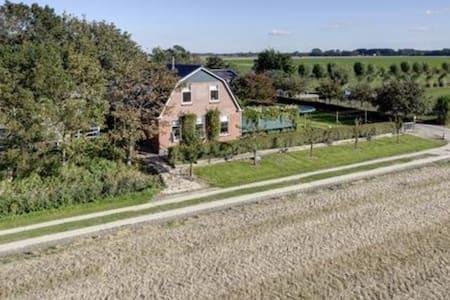 Vakantiewoning Noord Groningen - Usquert