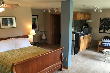 Large Private Room w/Kitchenette - 西尔弗索恩 (Silverthorne)