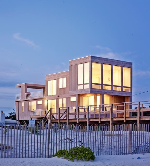 Homes For Rent Ny: Brand New Ocean Front Home