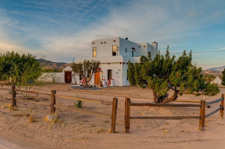 Bed And Breakfast Yucca Valley Ca