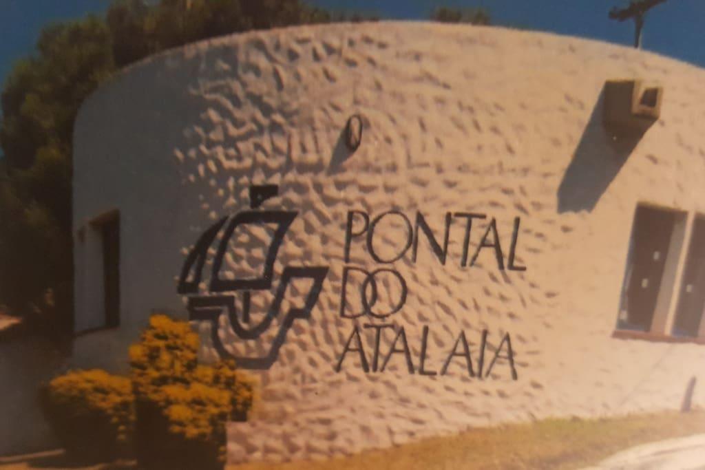 ENTRADA DE SEGURANÇA DO PONTAL DO ATALAIA, ÁREA NOBRE DA CIDADE