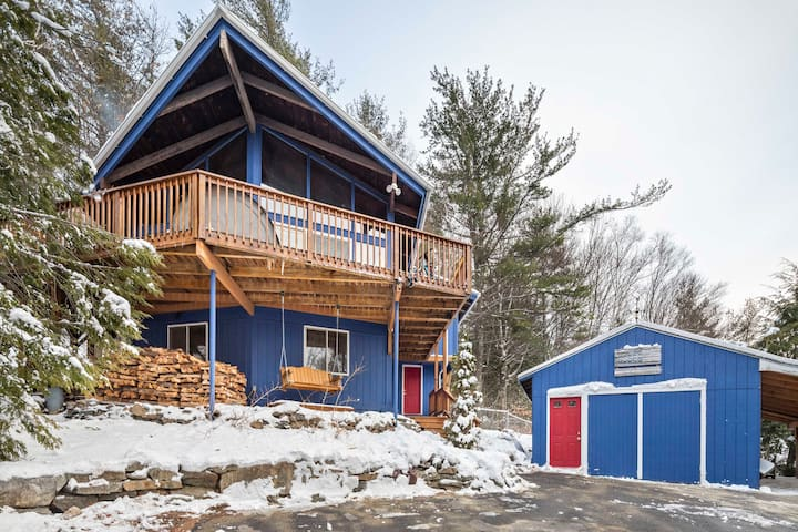 The MOUNTAIN VIEW CHALET @Gunstock