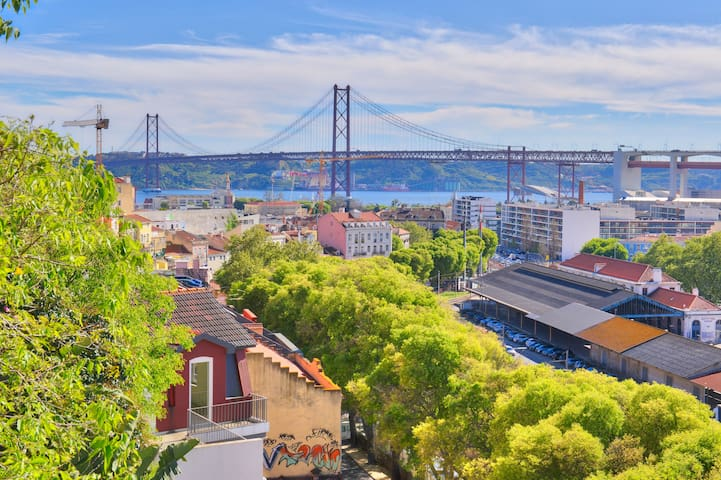 Lisbon Riverside View - Alcântara 2 - Lisboa - Byt