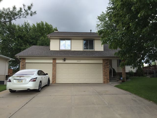 Charming house in quiet West Omaha - Omaha - Huis