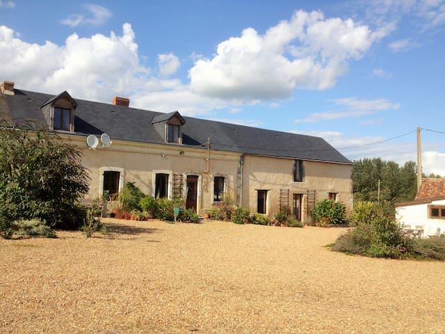 Lovely recently renovated barn - Baugé-en-Anjou - House