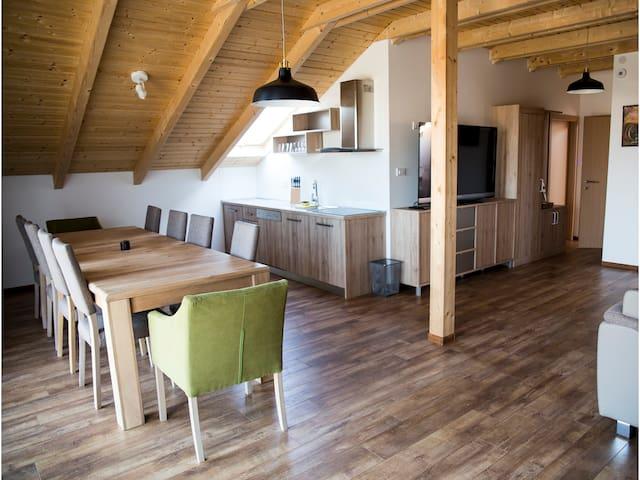 Deluxe apartment by the vineyard A3 - Jabučeta - Apartamento