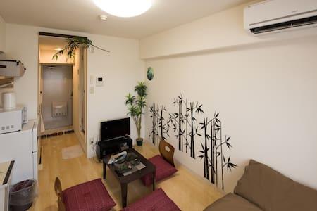 ★Near asakusa Sky tower! convenient for shopping - Katsushika-ku - Apartamento