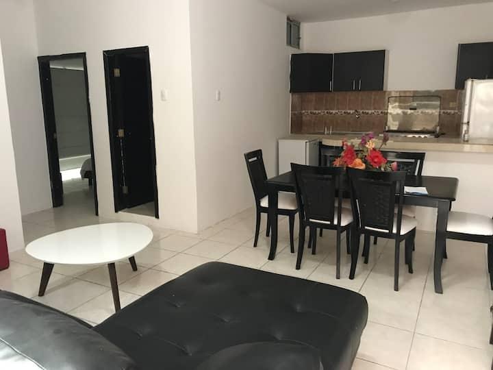 suite tipo apartamento
