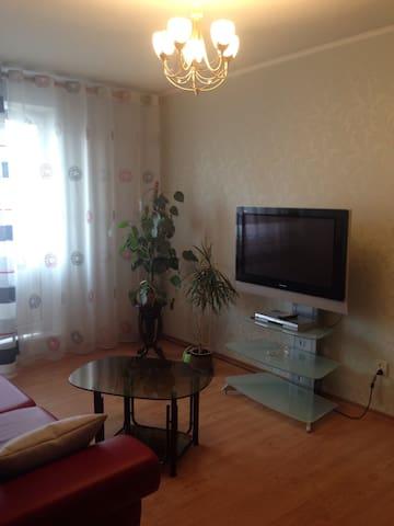 Квартира в Некрасовке