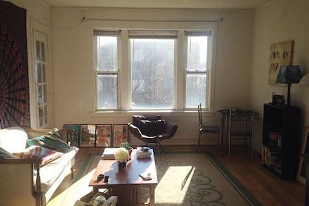 A Quiet Reststop in Wrigelyville - Chicago - Apartment