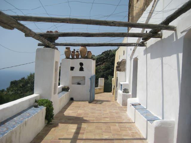 Original äolianisches Bauernhaus: Casa Eva