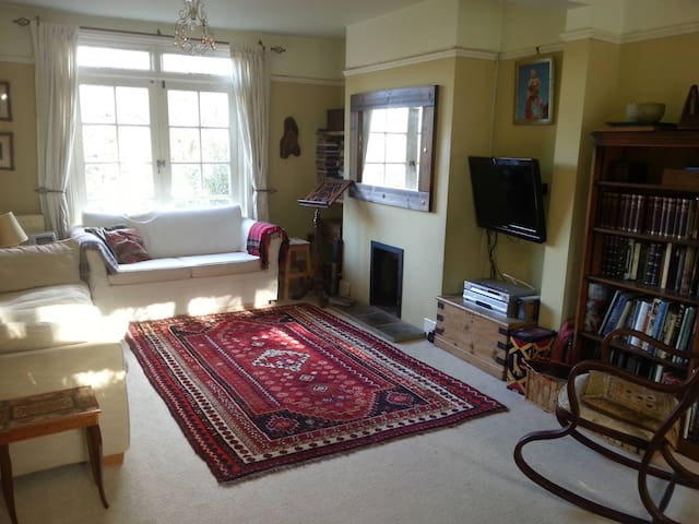 Comfortable, family house - Totnes