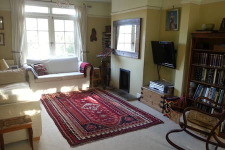 Comfortable, family house - Totnes - Hus