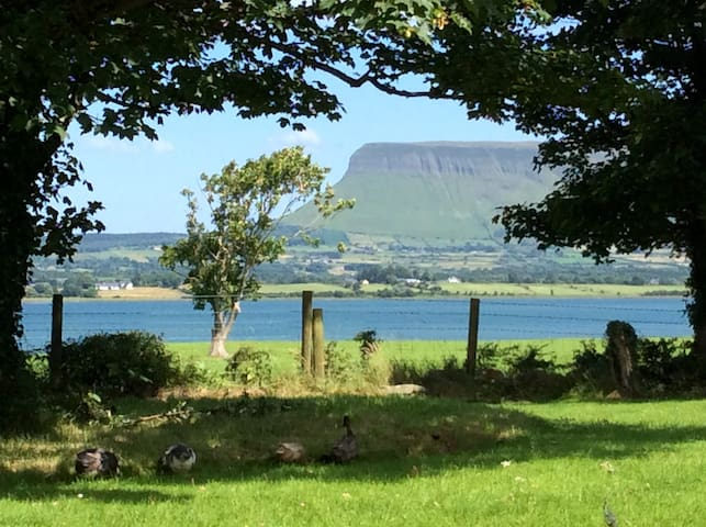 Idyllic setting near Rosses Point village