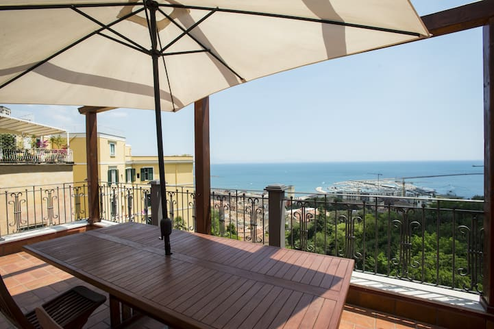 Suite Aphrodite - Exclusive Flat - Salerno - Lakás