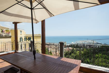 Suite Aphrodite - Exclusive Flat - Salerno
