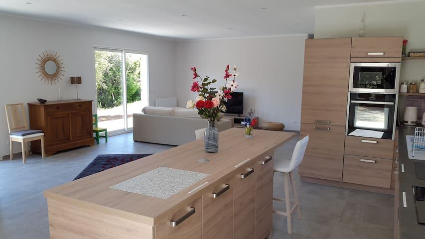 Maison neuve et moderne proche des plages - Farinole - Casa