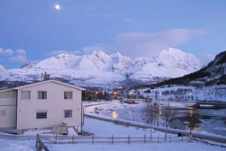 Lyngen Mountain Holidays