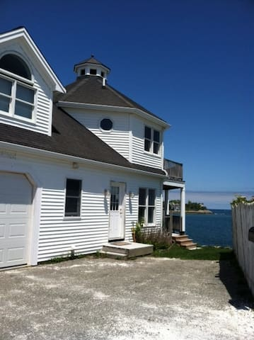 Beautiful Ocean Front Home - Scituate - Hus