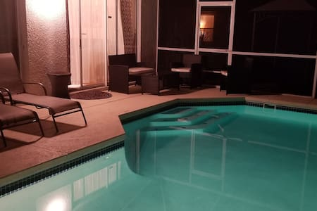 Beautiful two bedrooms 15 min from Disney parks