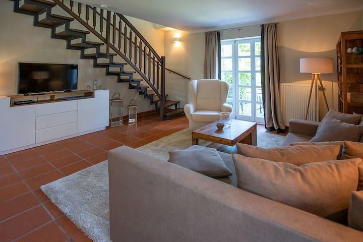 Ferienwohnung/App. für 4 Gäste mit 75m² in Dranske (94270)