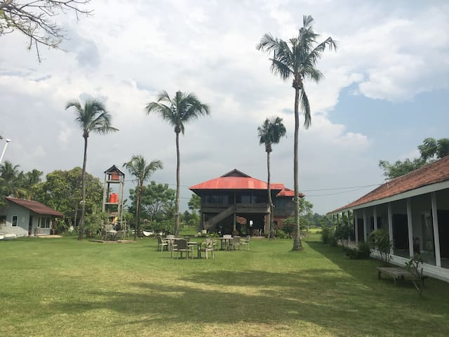 The independent room, large room - Jepara - Haus