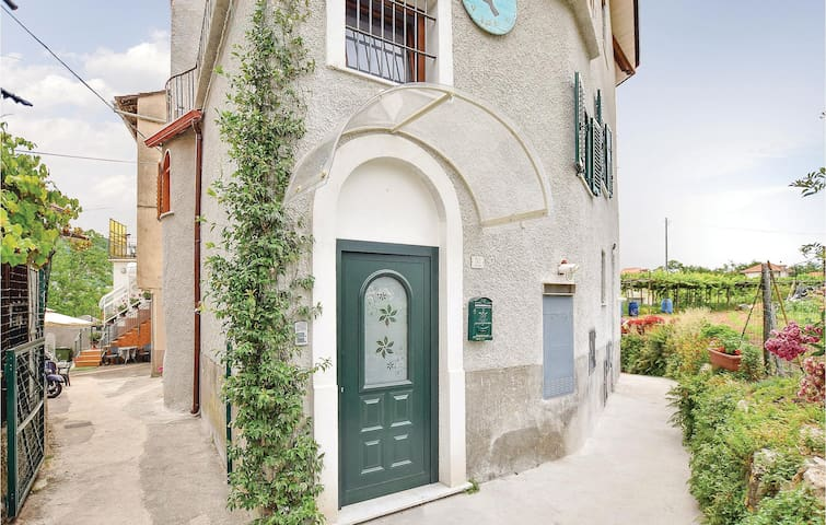Stunning apartment in Agerola with WiFi and 1 Bedrooms