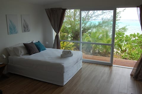 Tavake Beachfront Bungalow - absolutely positively