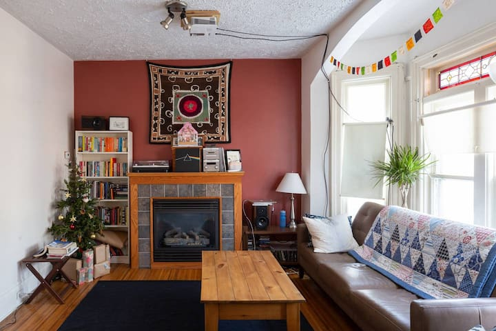 Cosy Attic Room in Parkdale