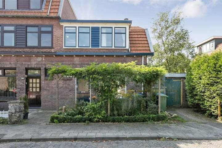Our beautiful house near the centre of Amersfoort