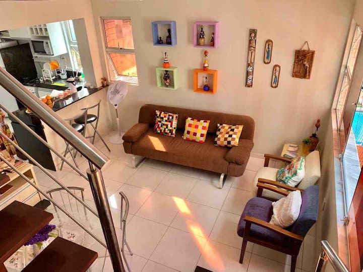 Lindo duplex em Tambaú