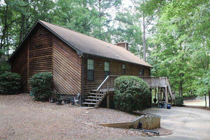 Cabin on Lake Oconee - Eatonton - House
