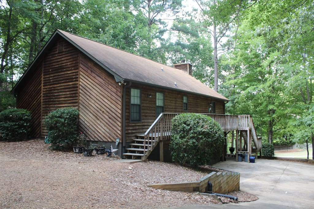 cabin on lake oconee houses for rent in eatonton