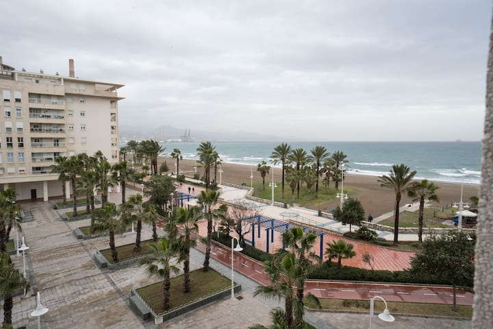 Habitación en primera linea de playa