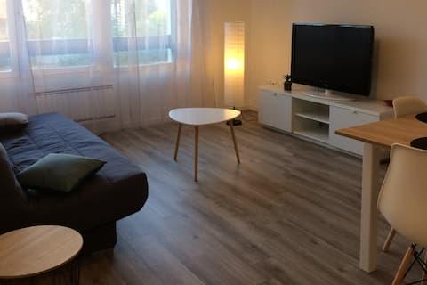 Appartement hyper centre de Rennes avec parking