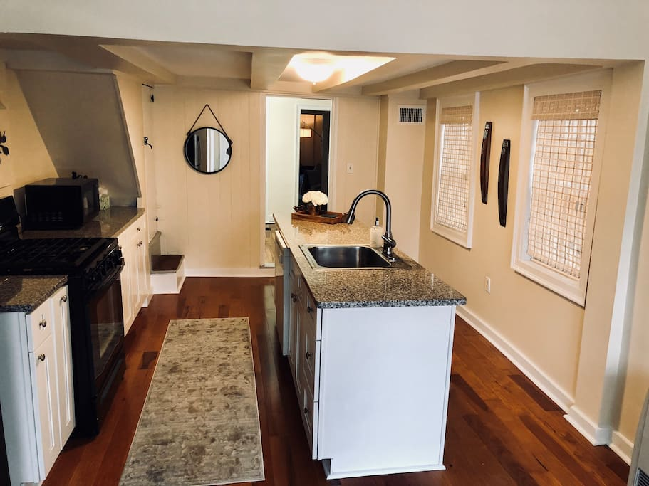 Downtown Modern Charmer 3 Bedroom Ace Location