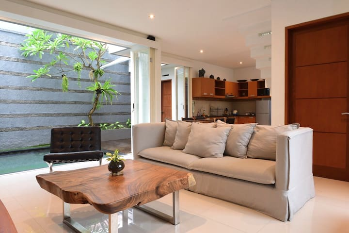 STYLISH MODERN VILLA 2 BR  with private pool