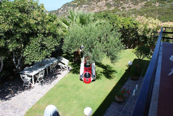 Villa a 3 Minuti a Piedi Dalla Spiaggia - Marina di Arbus - Loma-asunto