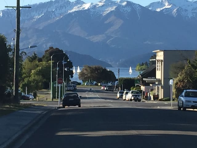 Wanaka-The Lake and Town at your door-Part 2