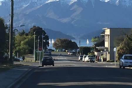 WanaHaka -Lake Wanaka and Town at your door-Part 2