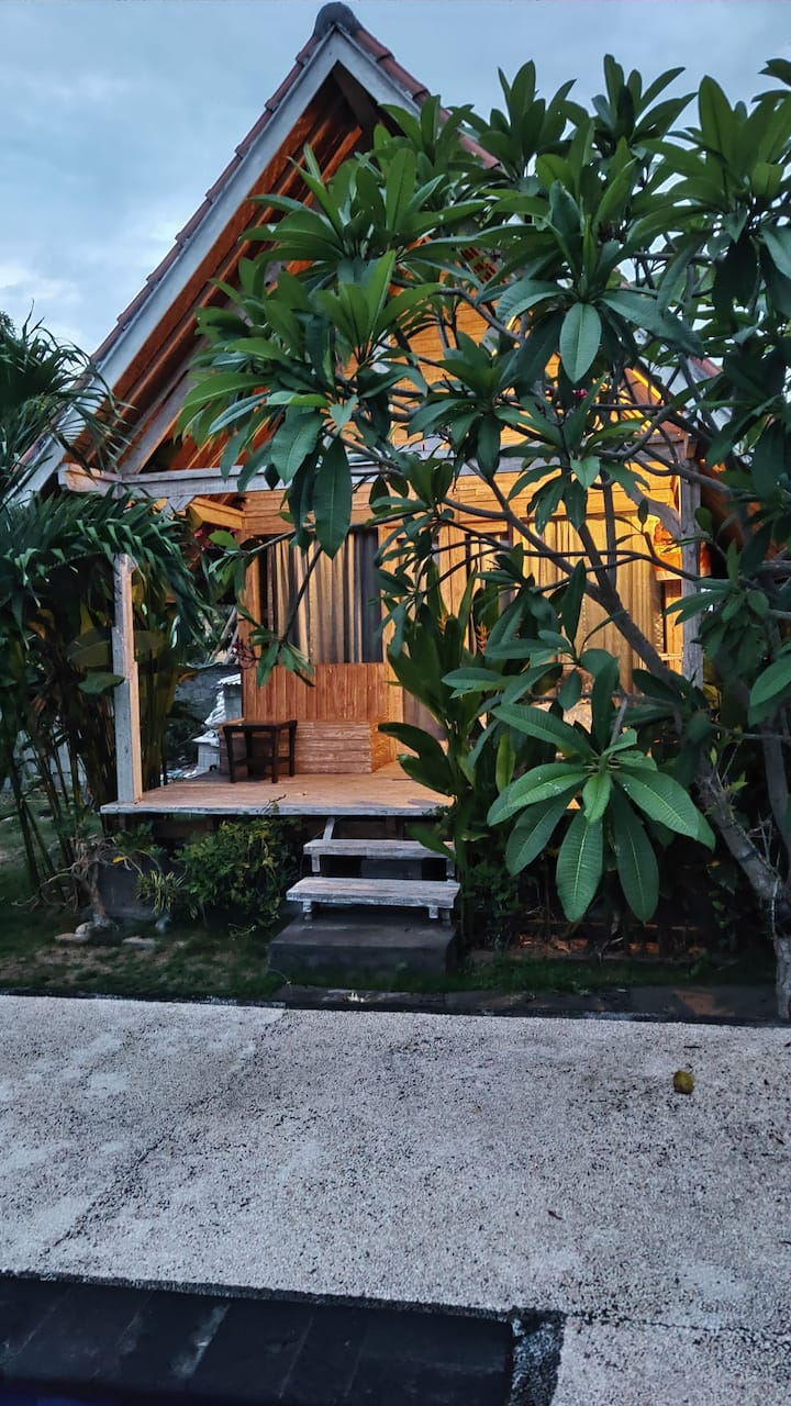"""Dany""""s hause by tiki bar"""