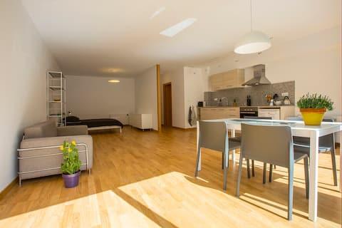 Casa Cornudella: Studio